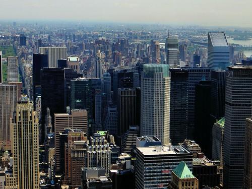 North east side Manhattan