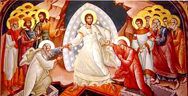 Resurrección icono