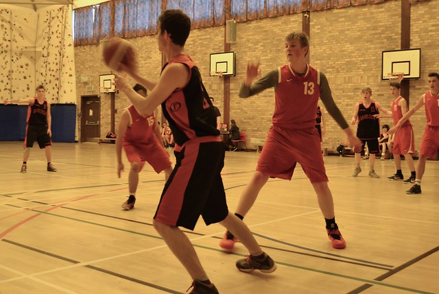 Highland League Basketball 2016