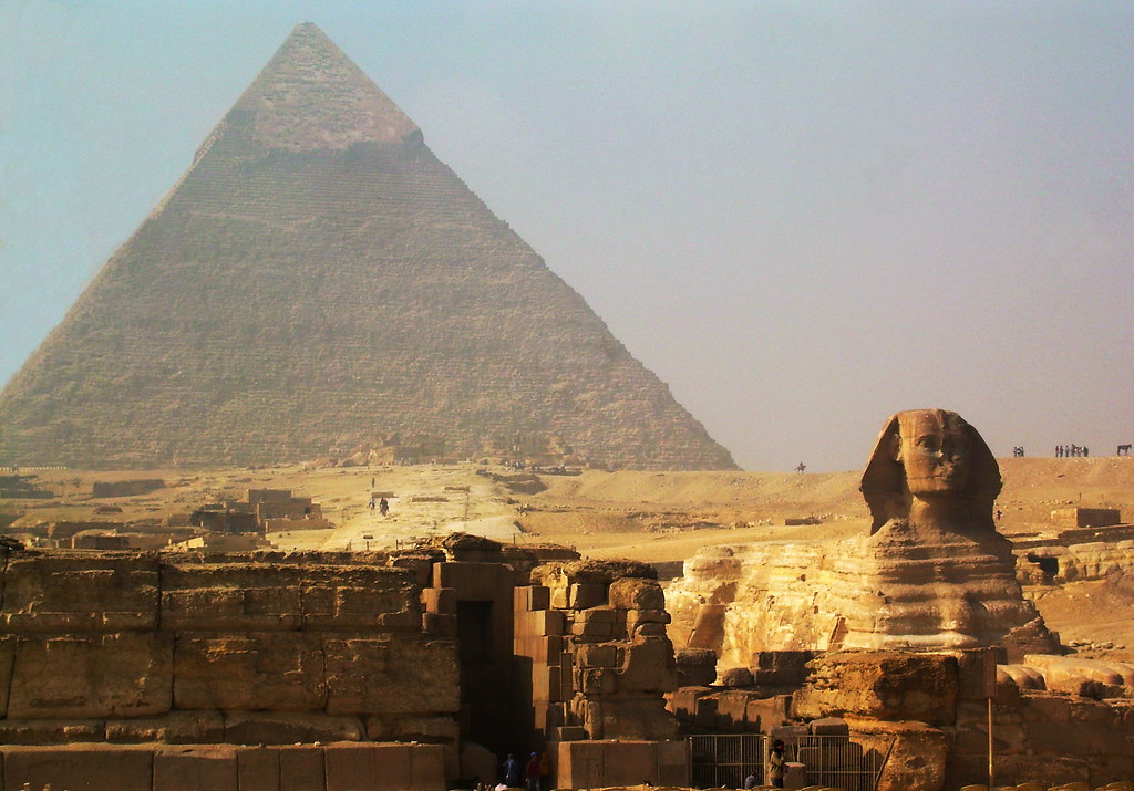 Greats, Giza Pyramids, أهرامات الجيزة، أبو الهول، مصر العربية