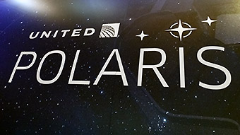 United Airlines United Polaris Logo (RD)