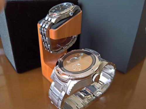 KAIROS Watchの厚さ