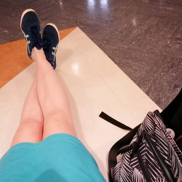 "2016-06-21 21-06-15_Goldengelchen auf Instagram_ ""And there we are back at Narita Airport, prepared"