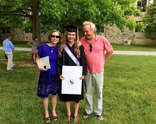 2015 05 Rachel VT Graduation 02