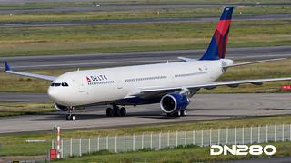 Delta A330-303 msn 1721