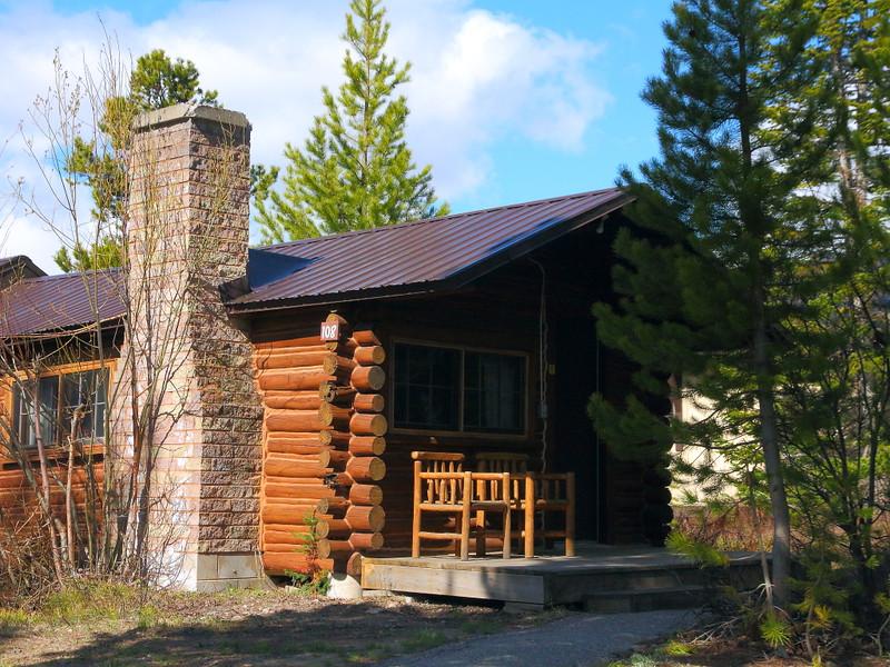 IMG_9243 Cabin at Signal Mountain Lodge