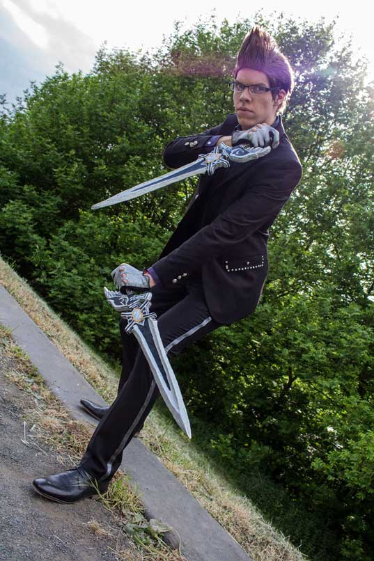 Final Fantasy XV Ignis Cosplay