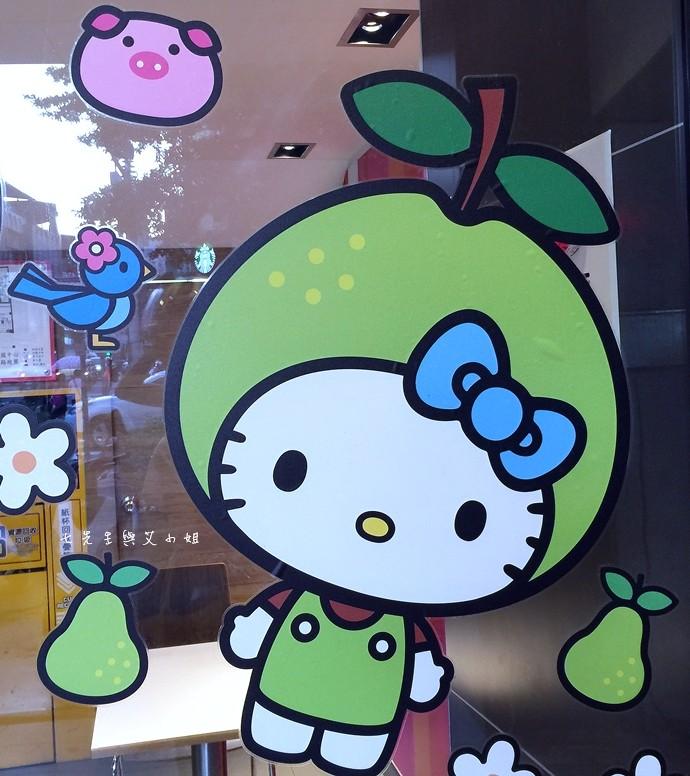 7 Hello Kitty 麥麥幫仲夏農場 20160713開跑,每週推出兩款,爆炸可愛~絕對引起排隊熱潮!