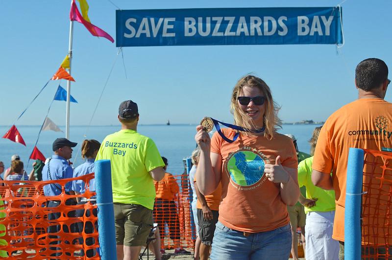 2016 Buzzards Bay Swim