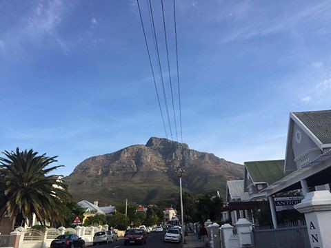 Woodstock view of Table Mountain