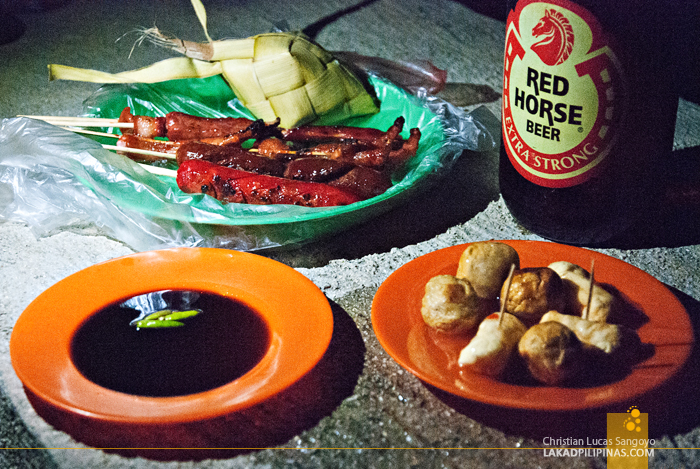 Siquijor Port Streetfood