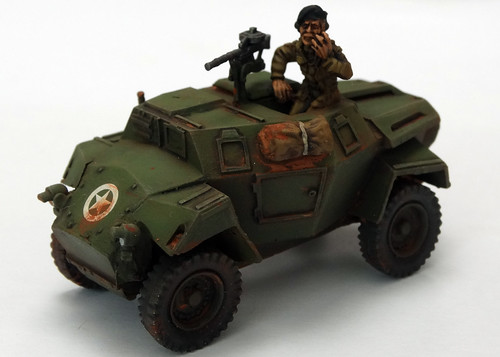 Bolt Action - Japanese, Italians & British Vehicles