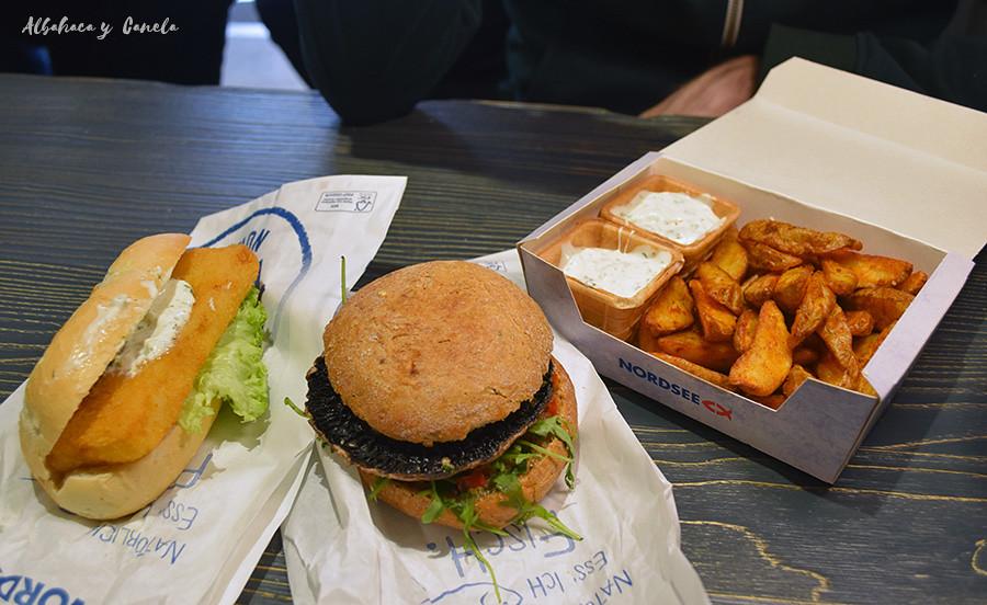Viena - Nordsee fast food