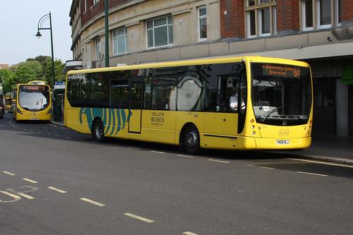 Yellow Buses VP806 YN08NLJ