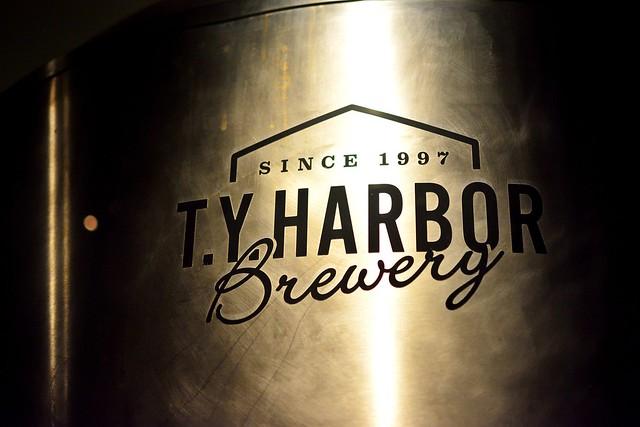 天王洲_t.y.harborのビール醸造タンク