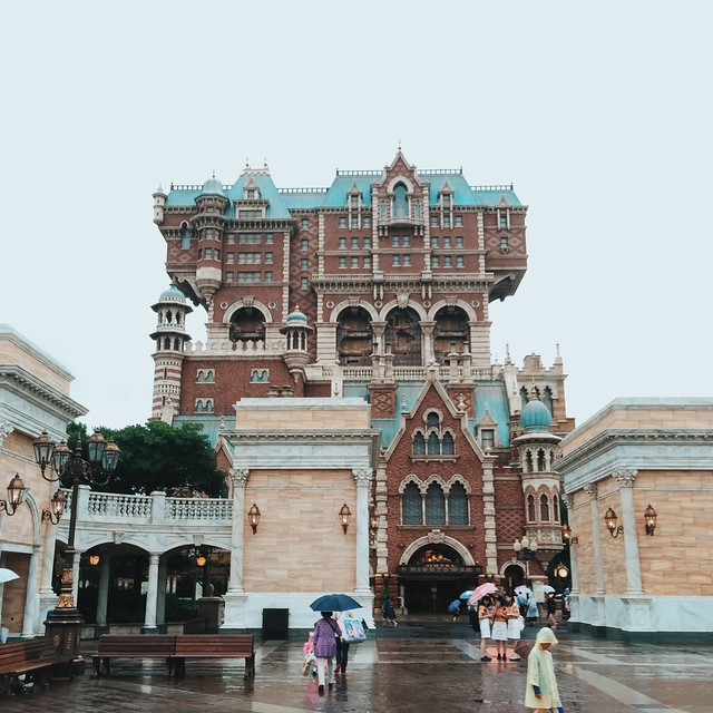 Tokyo - DisneySea for www.lifestylehub.net