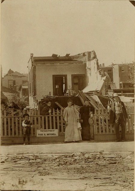 The Great Cyclone of 1896