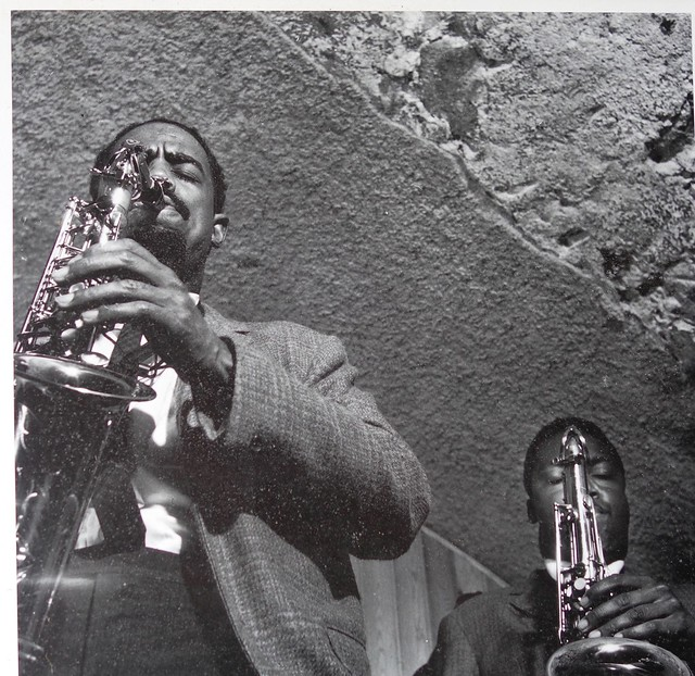 DOLPHY and COLTRANE