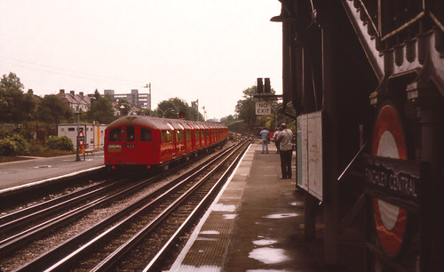 Finchley Central 4 June 1978 (3)