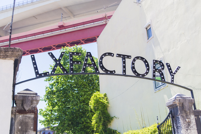 LX Factory Lisbon Portugal