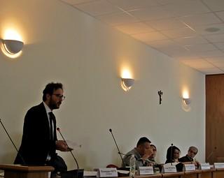 Il consigliere Giuseppe Nitti