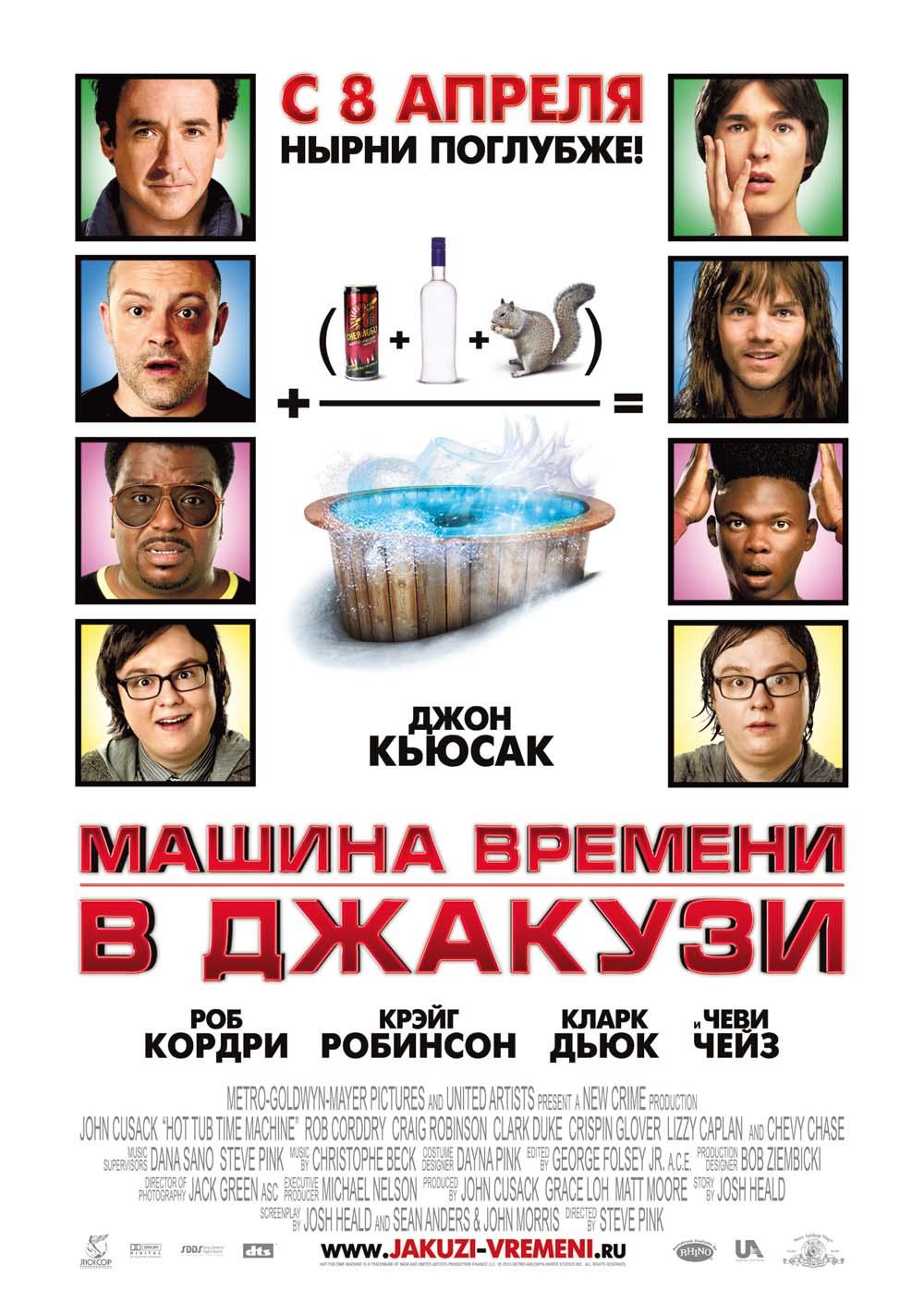 Hot Tub Time Machine (2010)