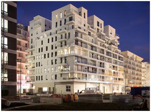 immeuble de logement francois leclercq architectes 2013 zac des bords de seine issy les. Black Bedroom Furniture Sets. Home Design Ideas