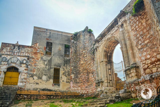 Ruins of The Church of San Francisco