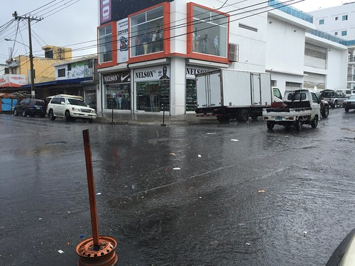 Platzregen | Santo Domingo