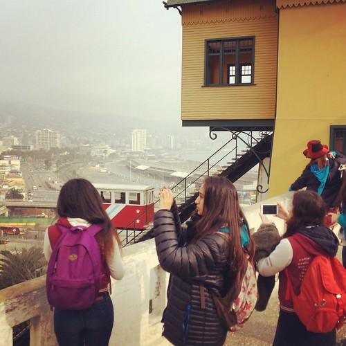 Paseo por Valparaíso