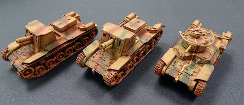 Bolt Action - Japanese Tanks