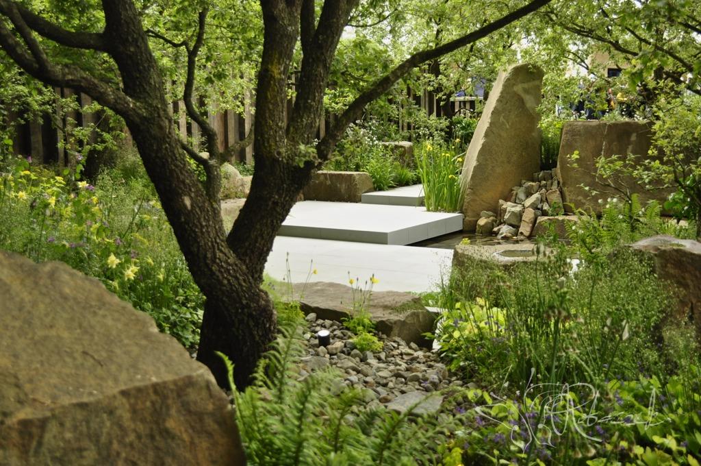 The M & G Garden - ogród krajobrazowy w pigułce