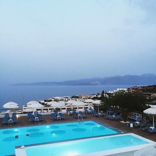 Crete Elounda Ilion Hotel
