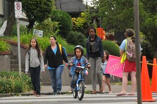 Bike to School Day in NoPo-17