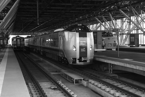 Asahikawa Station on JUN 28, 2016 (13)