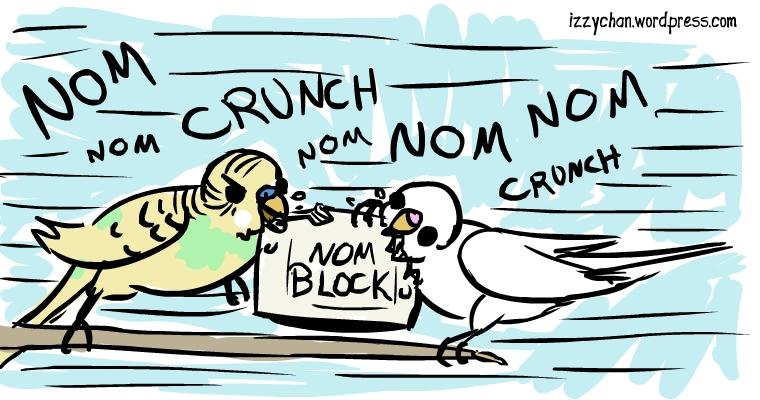 budgies dennis white bird parakeet mineral block