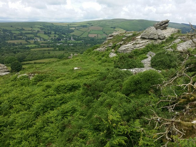 Tunhill Rocks, Dartmoor