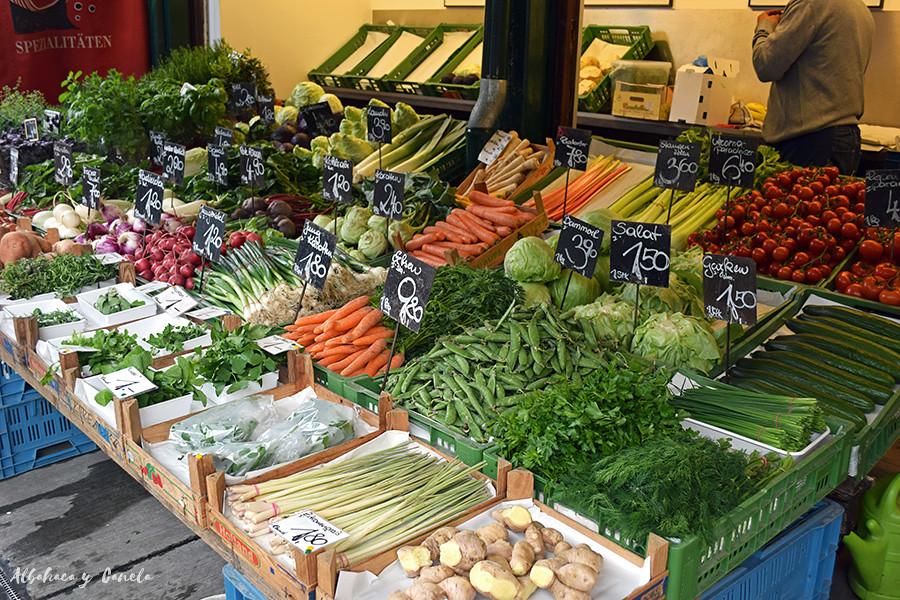 Viena - Naschmarkt