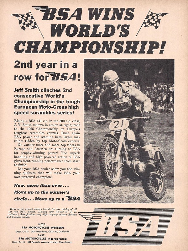 BSA Jeff Smith