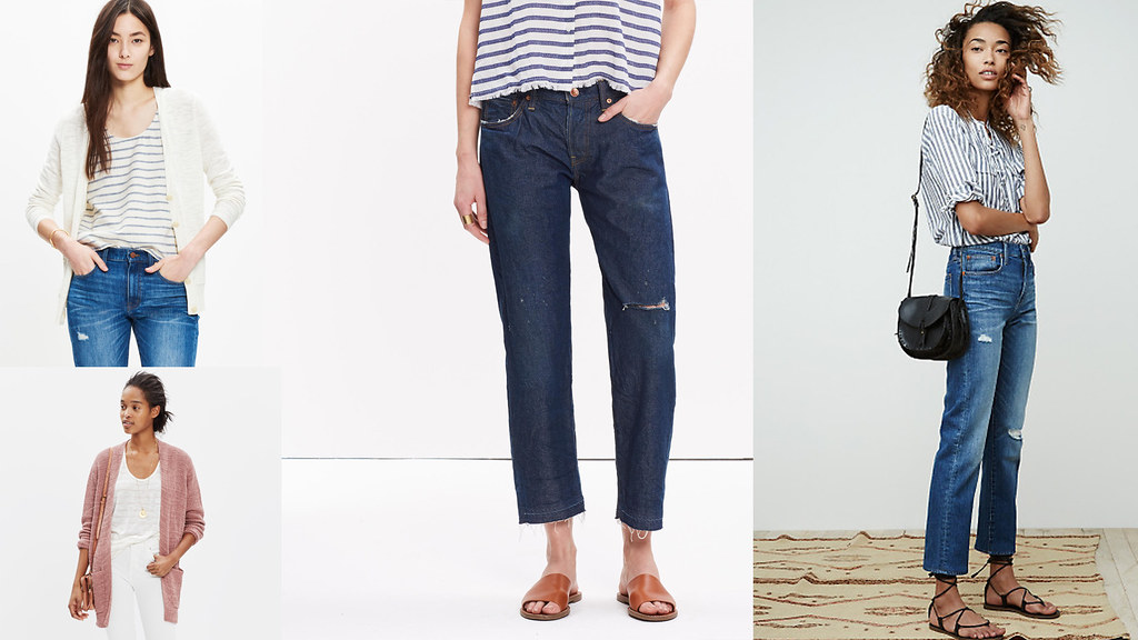 The madewell look