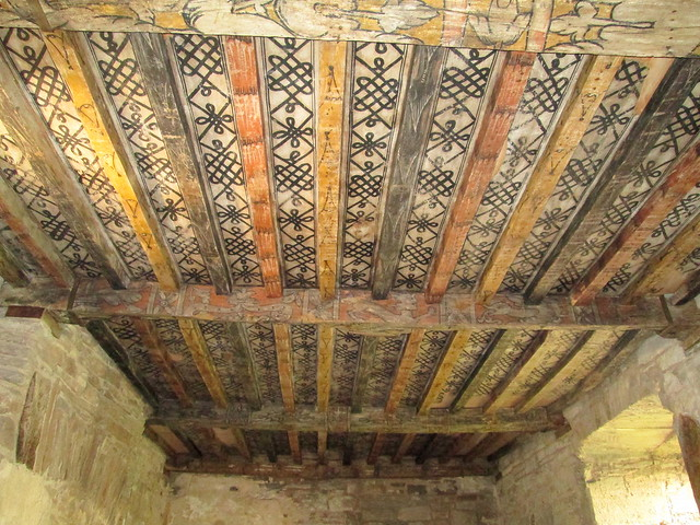 painted ceiling 1