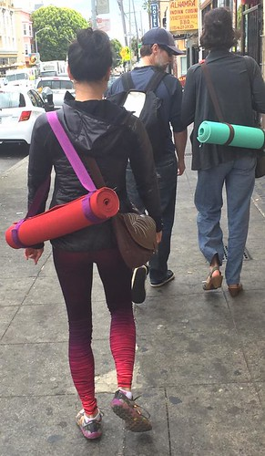 Yoga Mats on 16th-Two for one.