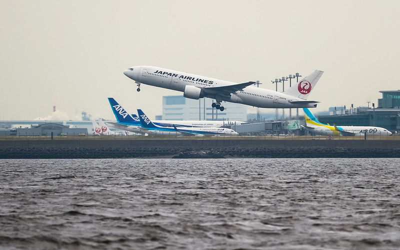 JA8976 JAL 日本航空 Boeing 767-300