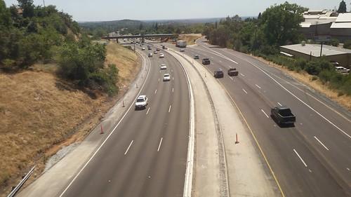 Crossing I-80