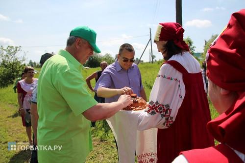 Как в Юромке праздновали Троицу