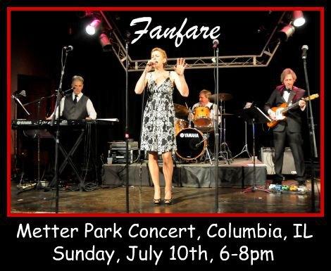 Fanfare Band 7-10-16