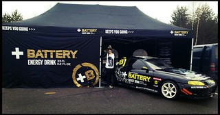 Krisse Aalto at Kemora 2013. | by Battery Energy Drink