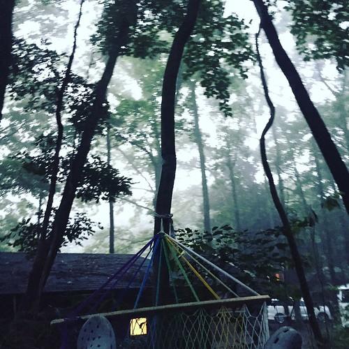 サンタヒルズオートキャンプ場