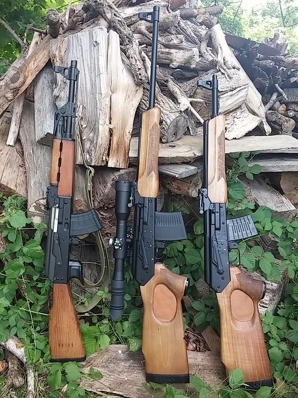 Show Off Your AK Variant Rifles Thread - Calguns net