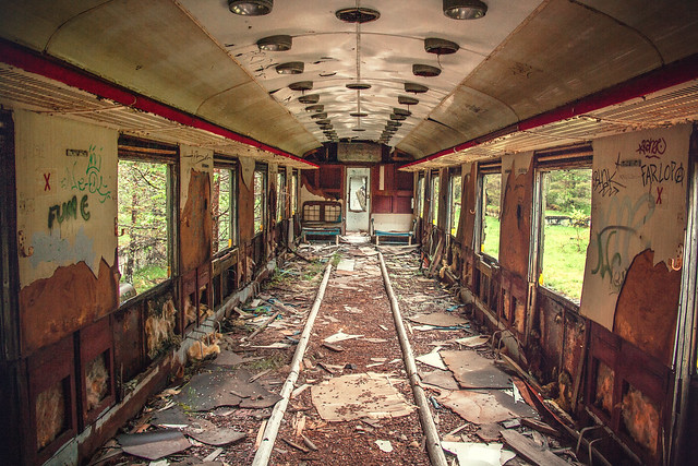 Abandono (Explore!)